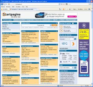 startpagina backlink