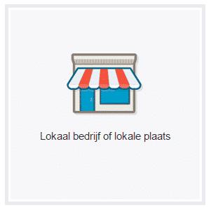 lokaal bedrijf of plaats