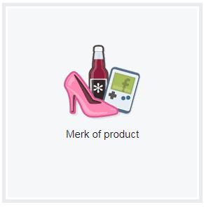 merk of product