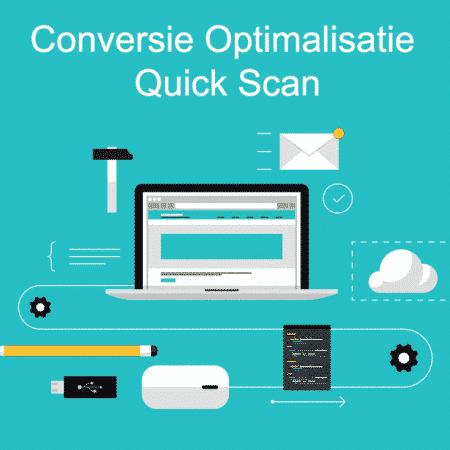 Conversie Optimalisatie Quick Scan