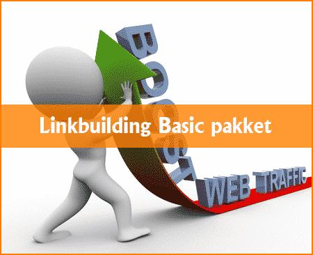 Linkbuilding Basic Pakket