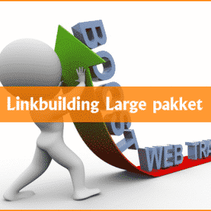 Linkbuilding Large pakket