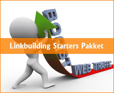 Linkbuilding Starters pakket