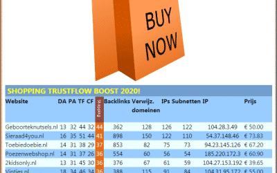 Shopping Trustflow Boost 2020! – shopping trustflow