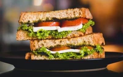 Het maken van een goede sandwich