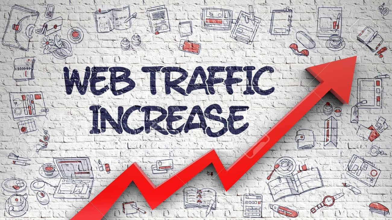 Web Traffic Increase