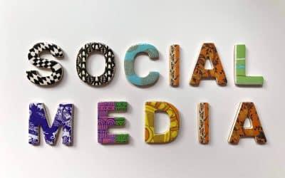 Zet je social media in