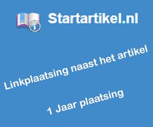 Linkplaatsing naast het artikel (Heeft linkbuilding eigenlijk nog wel zin) op Startartikel.nl